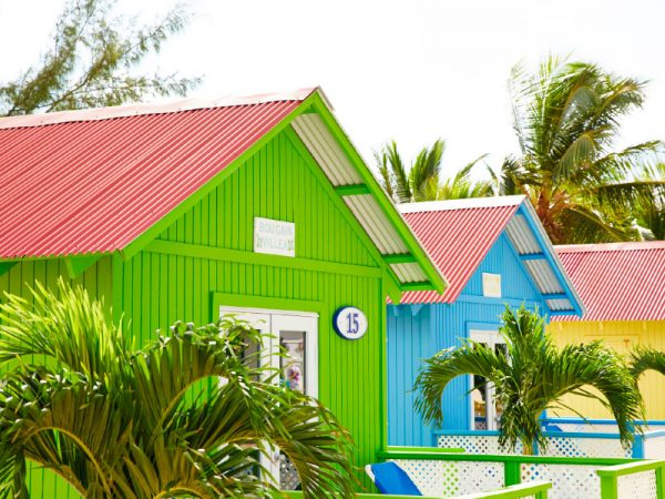 Imagen de Princess Cays, isla privada del Princess