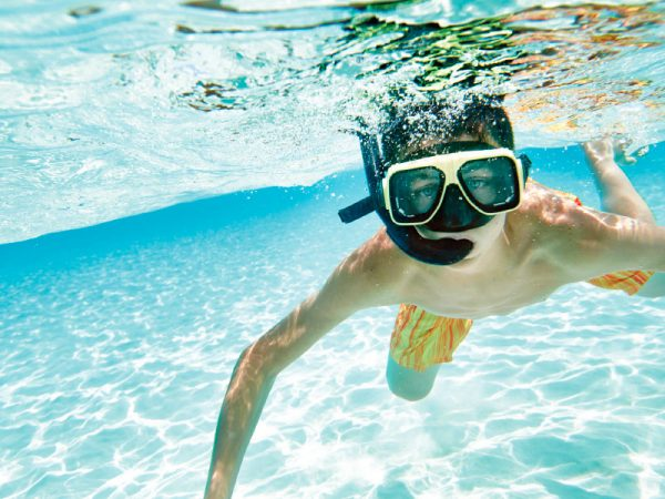 Deportes acuáticos en las Playas, con Princess