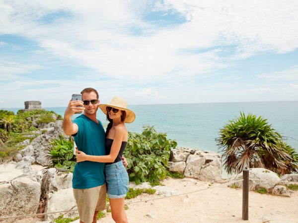 Excursiones en tierra en los puertos del Caribe. Princess