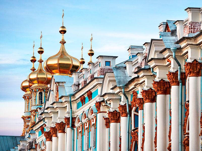 San Petersburgo - Crucero por el Báltico y Rusia, Princess Cruises