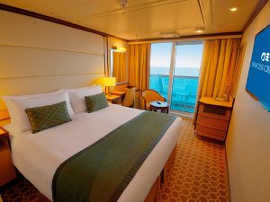 Cabina con balcon. Princess Cruises