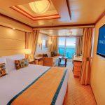 Cabina MiniSuite. Princess Cruises