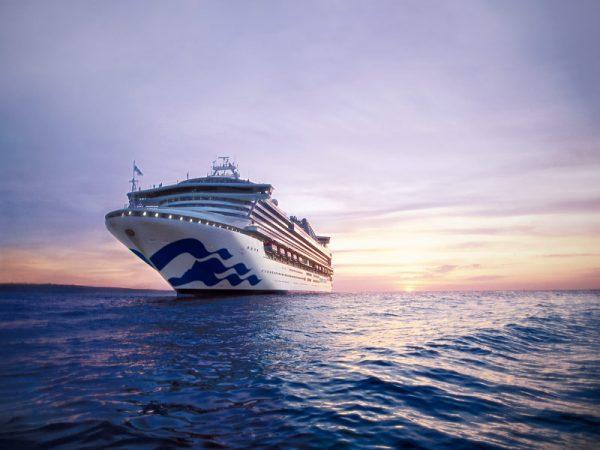 Princess Cruises - Coral Princess - Miami a Buenos Aires
